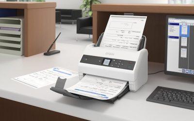 Epson anuncia novos digitalizadores