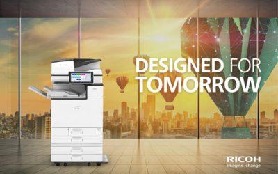 Ricoh apresenta nova gama de multifunções inteligentes para locais de trabalho digitais
