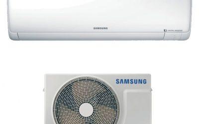 SAMSUNG AR CONDICIONADO INTERIOR + EXTERIOR 18 BTU