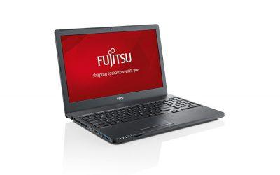 FUJITSU LIFEBOOK A357 I3-6006U 4GB SSD 256GB S/DVD 15.6″ W10P 1YR BLACK