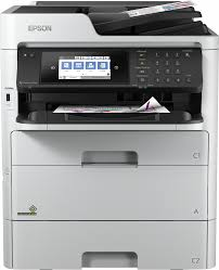 EPSON WORKFORCE PRO WF-C579RDTWF