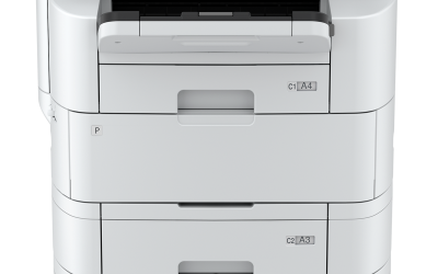 EPSON Multifunções WorkForce Pro RIPS WF-C878RD3TWFC