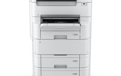 EPSON Multifunções WorkForce Pro RIPS WF-C879RD3TWFC